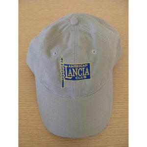american lancia club baseball cap